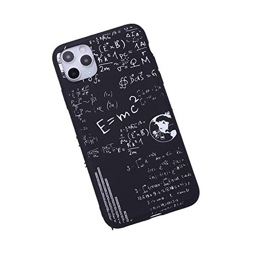 Anewsex Physics Chemical Mathematics Phone Cover for iPhone 12 11 PRO Max SE Soft Silicone Case 5 for iPhone 11