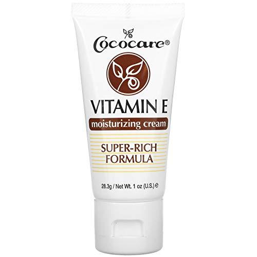 Cococare, Vitamin E Moisturizing Cream, 28.3g