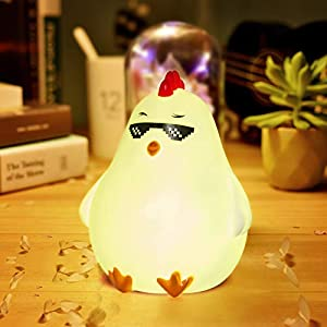 crib bedding and baby bedding cute chick night lights for kids soft lights for toddler baby newborn rechargeable touch animal led lamps for nursery breastfeeding perfect girls boys easter gifts cool children bedrooms decor
