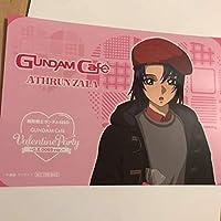 ガンダムSEED ガンダムカフェ コラボカフェ バレンタイン ホワイトデー パーティ 特典 ブロマイド カード ポストカード アスラン