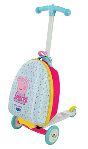 Peppa Pig 105964 Scooting Suitcase, One Size