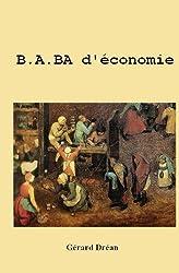 livre B. A. BA d'economie