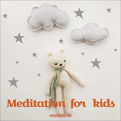 Meditation for Kids audiobook cover art