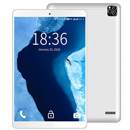4G LTE Tablet 10 Zoll Android 9.0 Tablet PC Günstig 3GB RAM+32GB ROM, Quad Core, 8000 mAh, OTG, Dual SIM, WiFi, Bluetooth, GPS Tablets