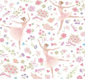 Ballet Animer and price revision Dancers Paper Luncheon Napkins Balleri 40pcs Pink Latest item 13