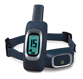 PetSafe - Collier de Dressage à Stimulation Douces/Rechargeable/Etanche/Ton/Vibration 15 Niveaux pour Chien 300 m