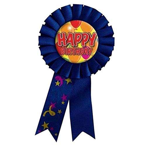 Folat Rosette Happy Birthday