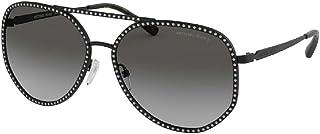 نظارة مايكل كورس 0MK1039B ميامي بايلوت للنساء + مجموعة نظارات مجانية