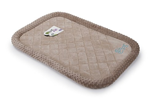 goDog BedZzz with Chew Guard Technology, X-Large, Beige Bubble
