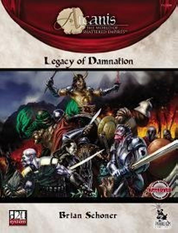 Arcanis  Legacy of Damnation