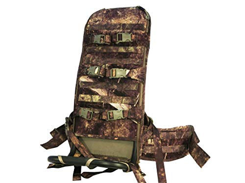Eberlestock F1 Mainframe Backpack,Hide-Open Timber Veil F1HT - (26'L x 11'W)