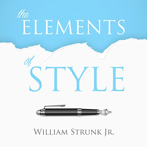 『The Elements of Style』のカバーアート