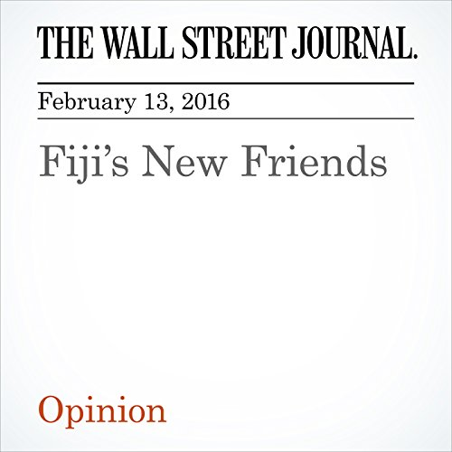 Fiji's New Friends cover art