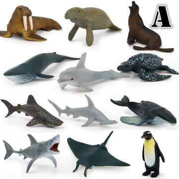 ExcLent 12 Stücke Pädagogisches Dinosaurier Spielzeug Kinder Realistische Spielzeug Dinosaurier Figuren Für Cool Kids Kleinkind Bildung - #2