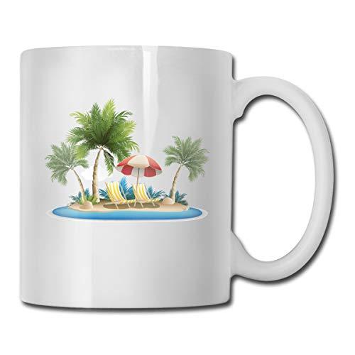 Palm Islands Tropical Islands Resort Clip-Art Tropische Elemente Aaafeb 11 Gu Sekretärin Mann Frau Lustige Kaffeetasse