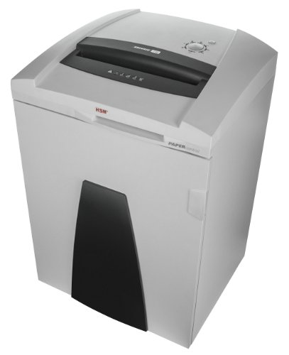 Purchase HSM SECURIO P36ic, 29 to 31 Sheet, Cross-Cut, 38.3-Gallon Capacity Continuous Operation Shr...