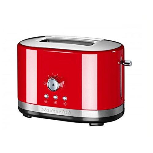 KitchenAid Manueller 2-er Toaster rot