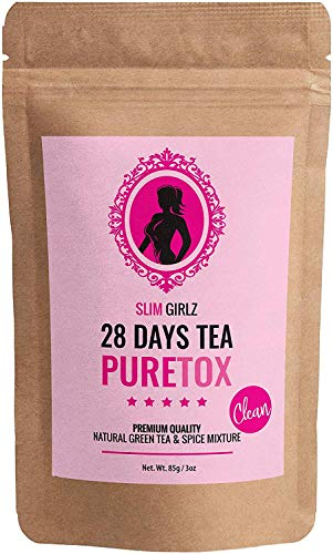 Slim Girlz Detox Tea 28 Days | Té desintoxicante Para