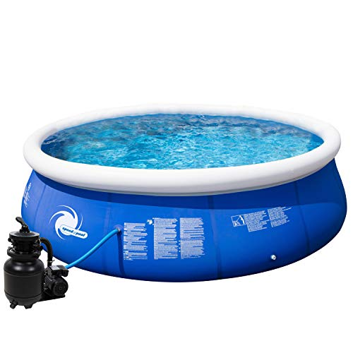 Steinbach Speed-Up Aufstellpool Set, Ø 366 x 84 cm, 010015