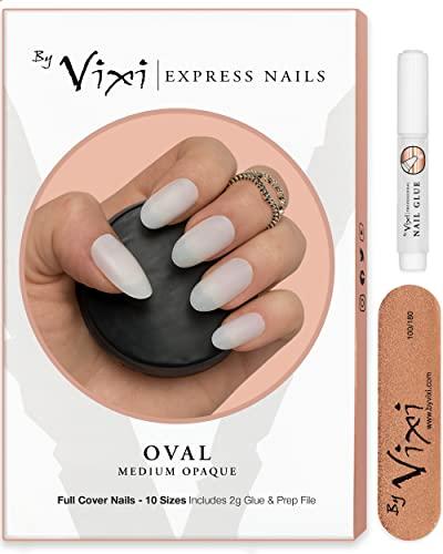 By Vixi -   600 Stück Oval