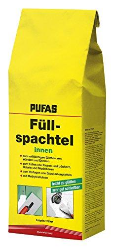 Pufas Füllspachtel innen 5,000 KG