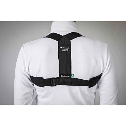 Back on Track Welltex ® Haltungserinnerung für Ihren Rücken (S/M)