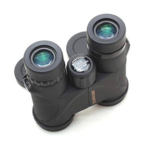 Lowest Price! LFIM -Catadioptric Telescope 8x32 Waterproof Professional Binoculars Super Wide-Angle ...