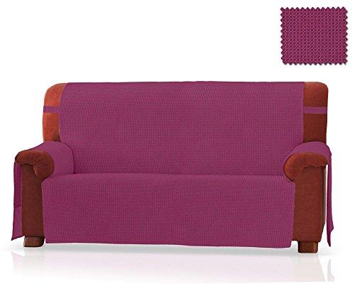 Cubre sillón Gea, 1 plaza (55 cm), Color Fucsia