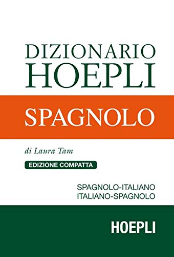 Dizionario di spagnolo. Spagnolo-italiano, italiano-spagnolo. Ediz. compatta (Dizionari bilingue)