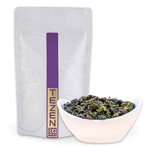 Four Seasons Oolong Tee aus Alishan, Chiayi Taiwan | Hochwertiger Oolong Tee | Beste Teequalität direkt von preisgekrönten Teegärten | Ideal für alle Teeliebhaber und als Geschenk (100g)
