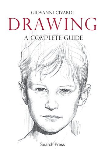 Drawing: a complete guide - art of drawing  recommended books