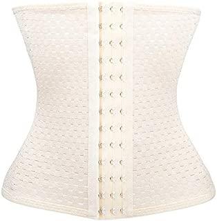 RZDJ Waist Trainer Modeling Strap Body Shaper Slimming Girdle Belt Sexy Corset Shapewear Tummy Shaper Corset Slimming Underwear (Color : White, Size : 5XL)