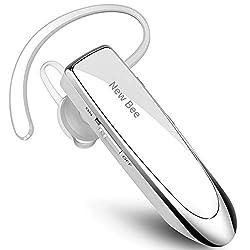 [CVC 6.0 et SON CLAIR] Utilise la technologie de réduction du bruit CVC 6.0. Le ton d'une conversation est clair, tant pour vous que pour les autres interlocuteurs. [BATTERIE LONGUE DURÉE] Seulement 2 à 3 heures de charge, 22 heures de lecture de mus...