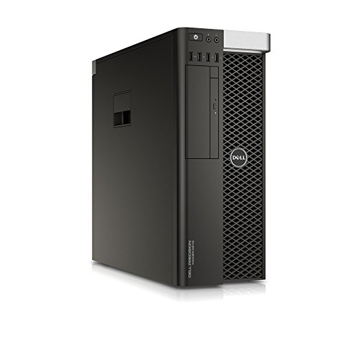 Dell W80CW All-in-One Desktop PC (Intel Xeon E3-1650, 512GB Festplatte, 16GB RAM, AMD FirePro, All Windows Server Versions 2000) Mehrfarbig