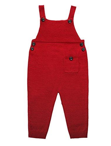 ARAUS Ropa Niñas Pantalones Largos Botones Vestidos