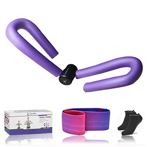 Risefit Thigh Master Muscle Fitness Equipment,Bodybuilding Expander,for Home Gym Yoga Sport Slimming Training