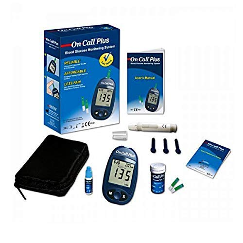 Accutrend Plus Mexico marca On call plus