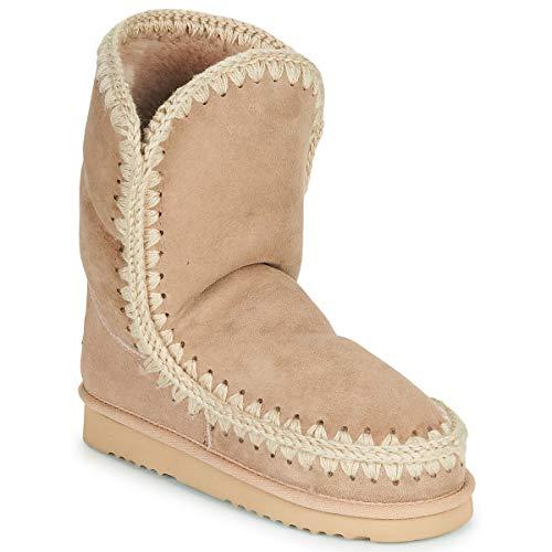 Mou Eskimo Boot Stiefel 24 cm Camel Beige 36