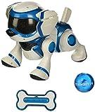 Splash Toys 30637B - Teksta Roboter Hund, blau