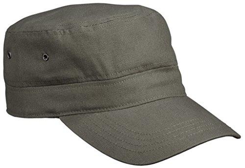 Myrtle Beach Gorra de moda en estilo militar hecha de tela de...
