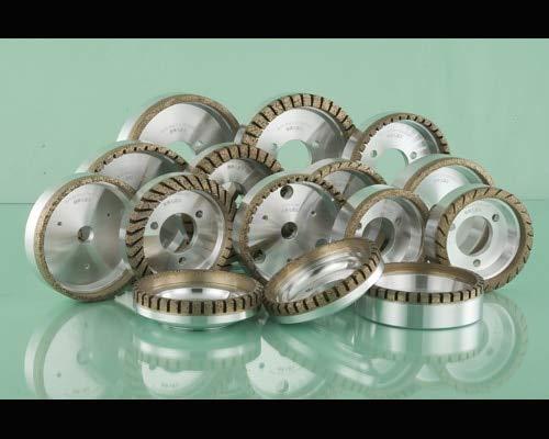 Why Should You Buy Xucus BOOMKING Grinding Diamond Resin wheels Diameter 200/175/150/130/100 80#/100...