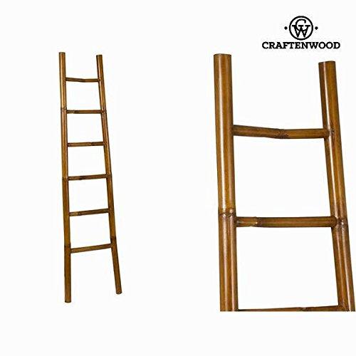 Scala di bambù - Franklin Collezione by Craften Wood (1000026252)
