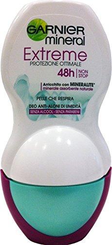 6 x Mineral Déodorant personne Vivement Mineral Extrême 50 ml