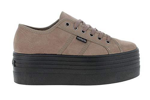 Victoria 105106, Zapatos con Plataforma (40)