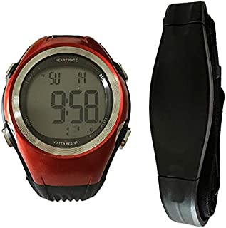 relojes deportivos frecuencia Monitor de frecuencia cardíaca Hombres Deportes relojes polares Impermeable Correr inalámbrico Ciclismo Correa para el pecho Reloj deportivo para mujer reloj pulsometro