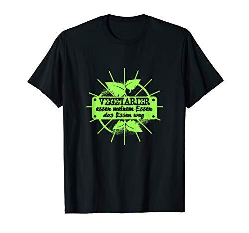 Anti Vegetarier   Fleischesser   Veganer   Ernährung T-Shirt
