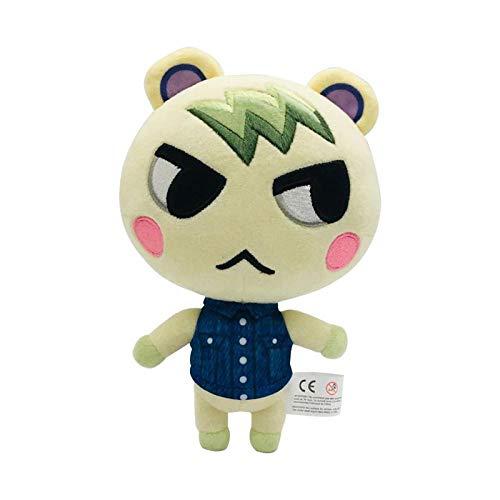 XWYWP Peluche 1 unids 20cm Animal Crossing Mariscal Peluche Juguetes Mariscal De Felpa Juguetes Suave Relleno Anime Peluche Juguetes Niños Regalos