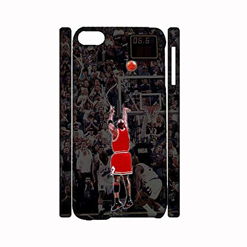 Generic Plastic Shells for Womon Compatible to Apple iPhone 6 6S 4.7Inch Abstract Printing Basketball 1 Choose Design 109-5