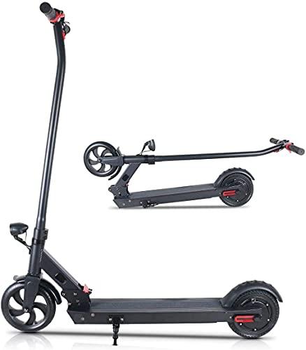 TOEU E-Scooter Faltbarer Elektroroller Erwachsene 20 km/h 250W Motor Electric Scooter (11)