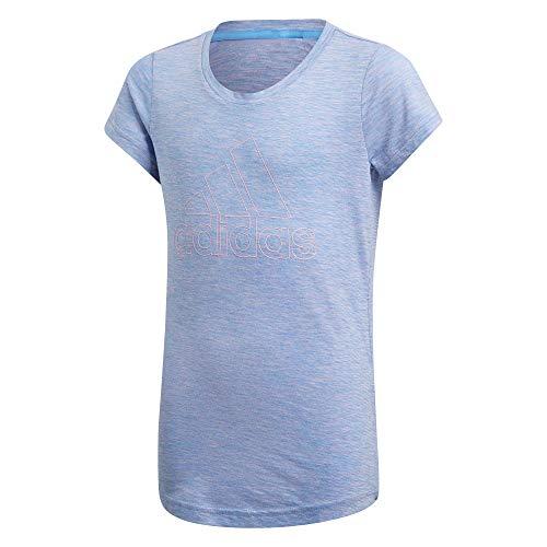 adidas Kinder ID Winner T-Shirt, Lucblu Trupnk, 152